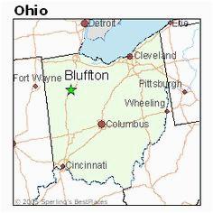 Bluffton Ohio Map 52 Best My Birthplace Bluffton Ohio Images Bluffton Ohio Local