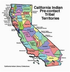 California Indian Tribes Map 17 Best Native American Tribes Of California Unit Images On