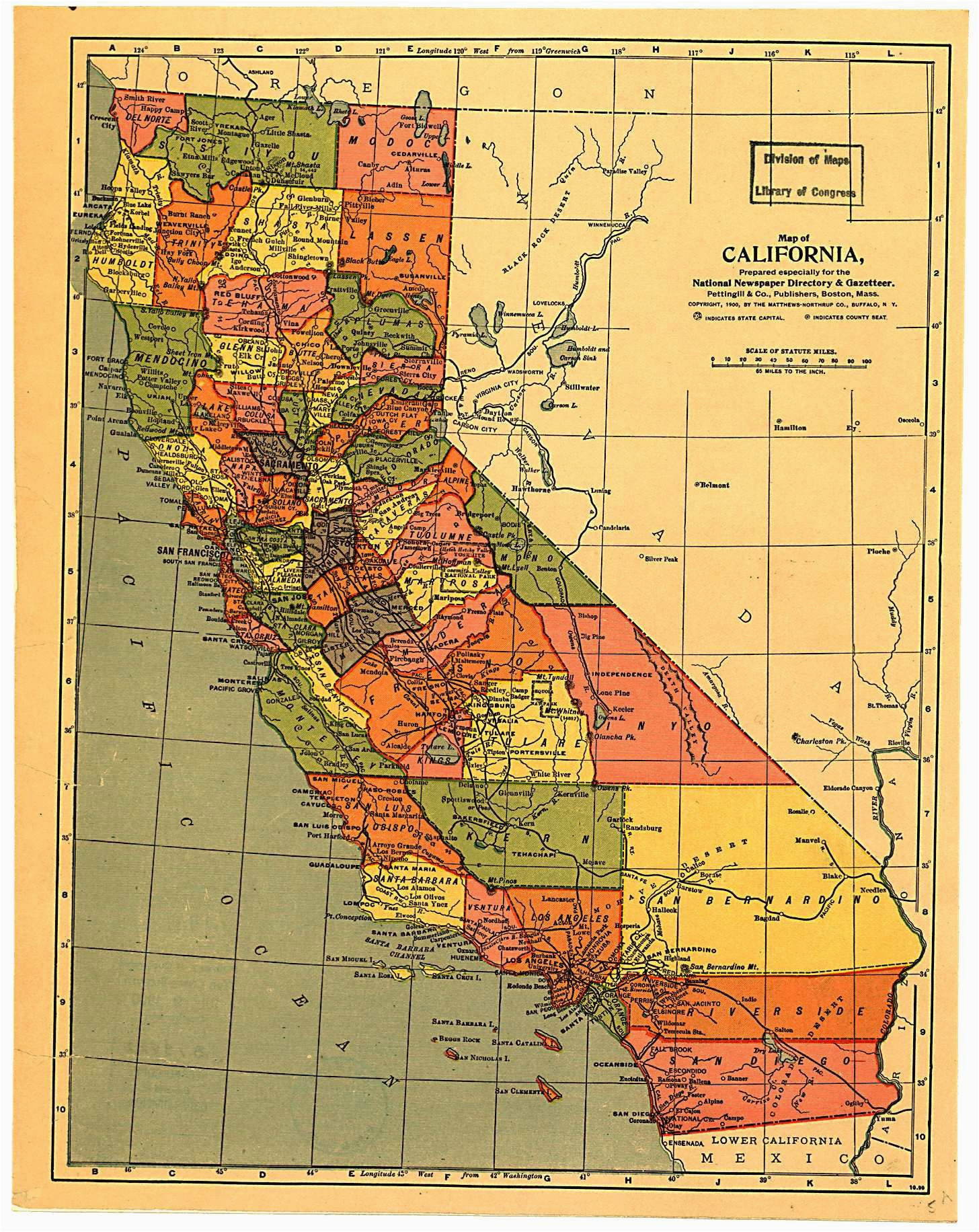 California State Map with Counties and Cities California State Map with Counties and Cities Fresh Map Od List Of