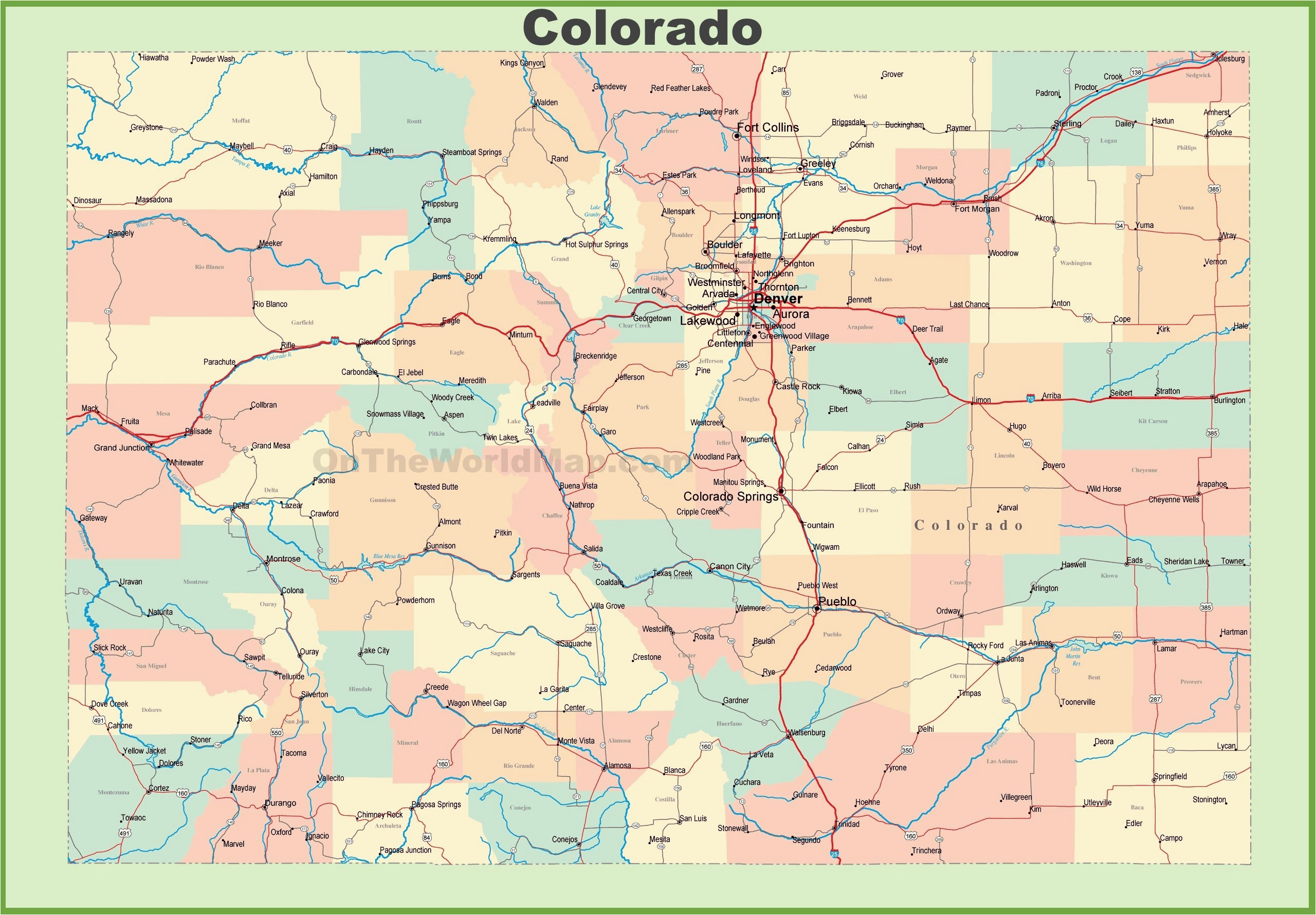 Colorado Plateau Map United States Map with Colorado River New Us Election Map Simulator