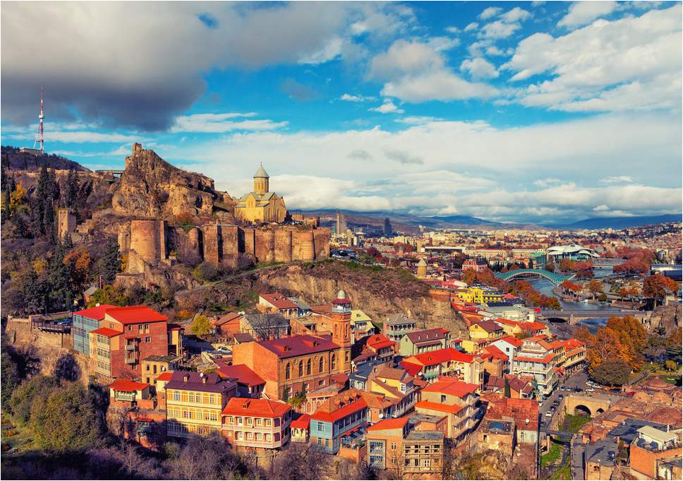Google Map Tbilisi Georgia Tbilisi What to Do On A Weekend Break to Georgia S Capital the