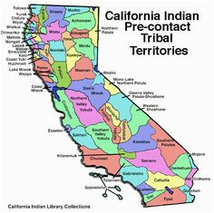 Indian Tribes In California Map 44 Best California Native American Images Native American Indians