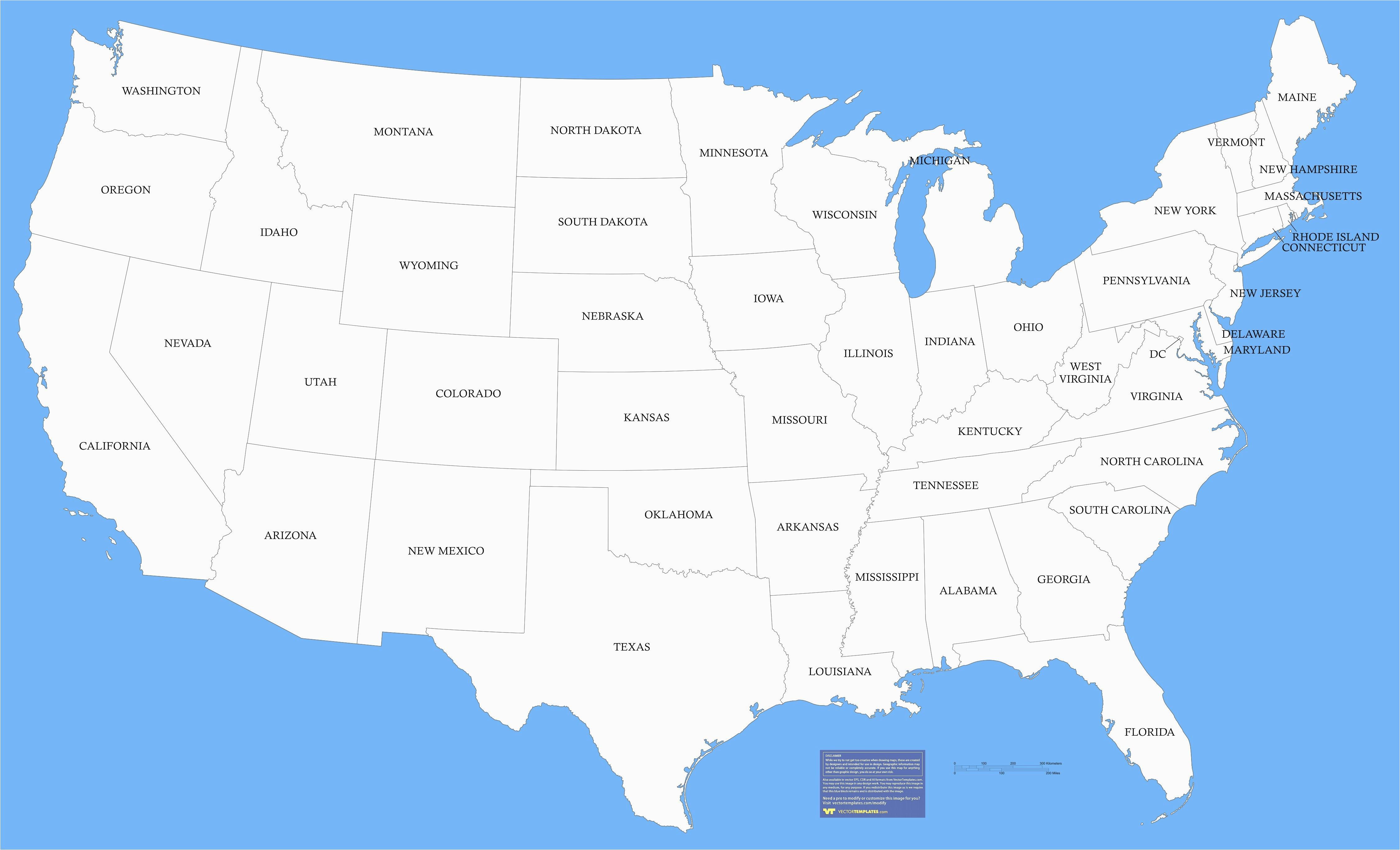 Lower California Map United States Map Baja California Fresh Map Us States Iliketolearn