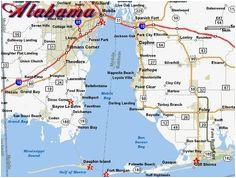 Map Of Alabama Gulf Coast 70 Best Alabama Gulf Coast Images Mobile Alabama Gulf Of Mexico