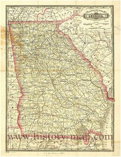 Map Of Colonial Georgia 65 Best Maps Images Cards Georgia On My Mind Blue Prints