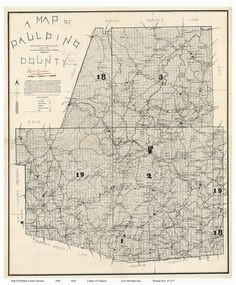 Old Maps Of Georgia 21 Best Georgia Old Maps Images State Map Antique Maps County Map