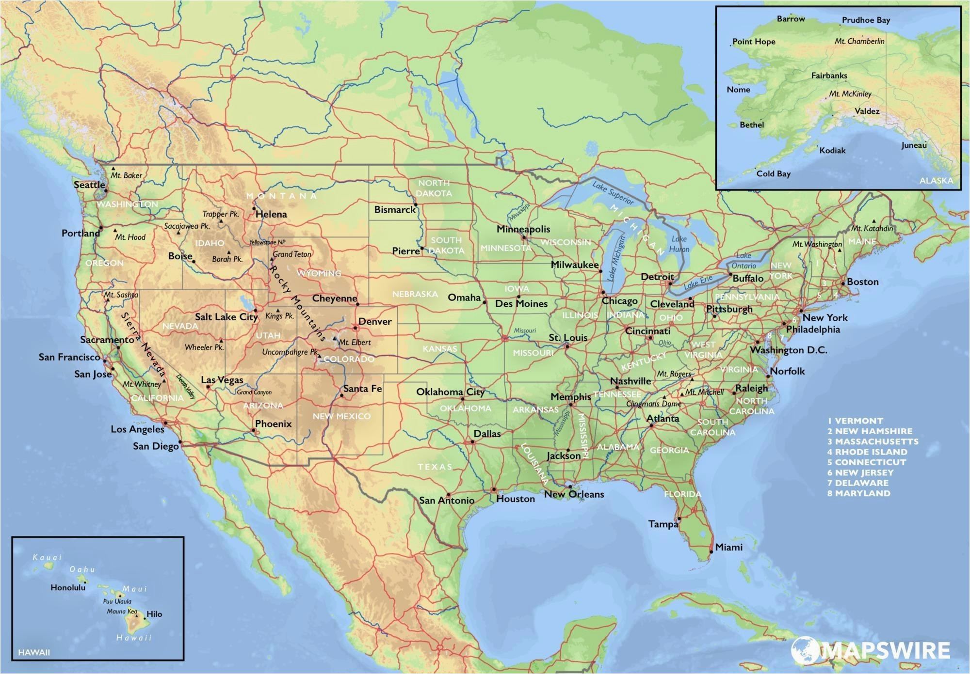 Topographical Map Of Arizona topographical Map Of Arizona Best Of topographic Maps United States