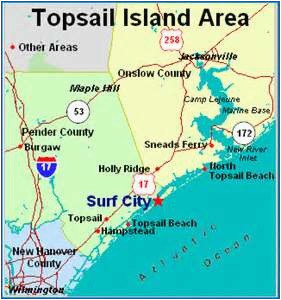 Topsail north Carolina Map 10 Best topsail island Nc Images On Pinterest Vacation Places