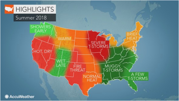 Weather Radar Map Colorado 2018 Us Summer forecast Early Tropical Threat May Eye south Severe