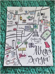Where is athens Georgia On Map 151 Best All Things athens Images Georgia Girls University Of