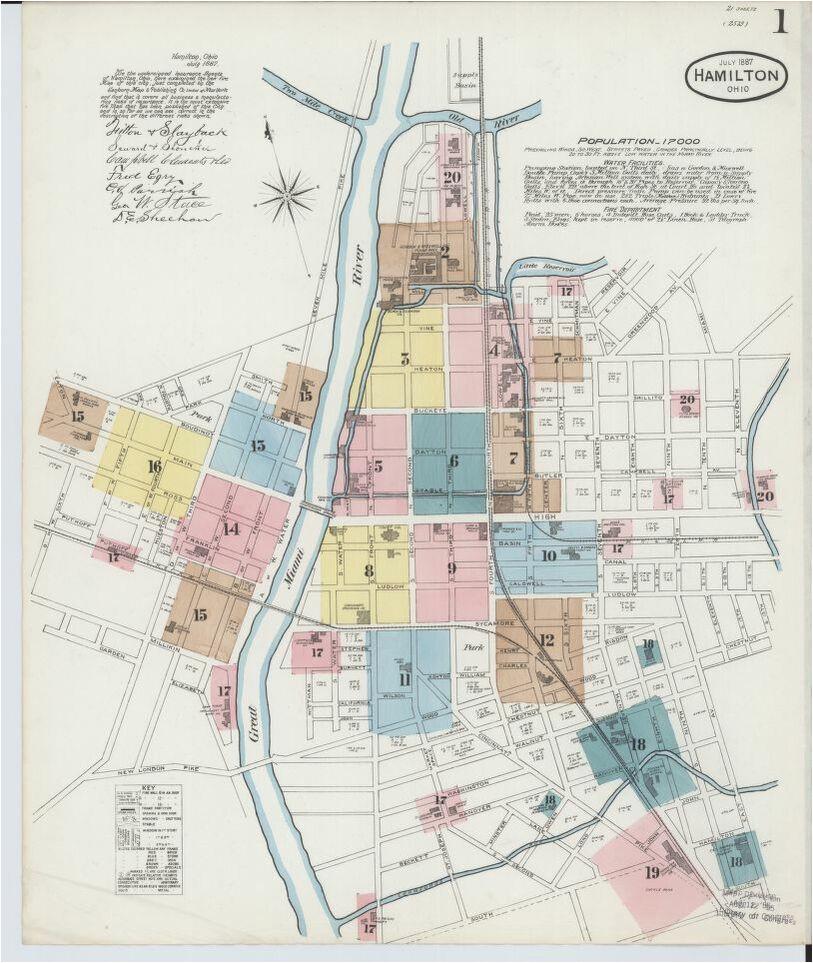 Bethel Ohio Map Map Ohio Library Of Congress