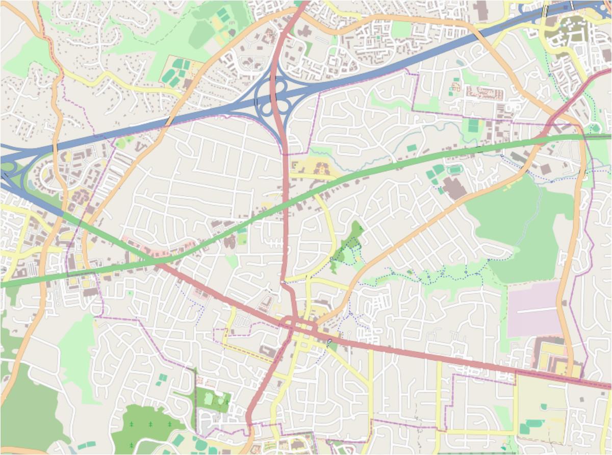 Fairfax California Map Marsh House Fairfax Virginia Wikipedia