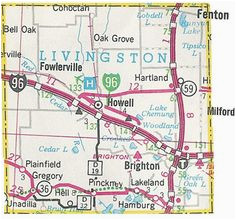 Fowlerville Michigan Map 27 Best Fowlerville Images Corporate Design Flyer Design Graphic