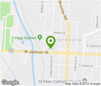 Hebron Ohio Map La Palma Millersburg Oh Groupon