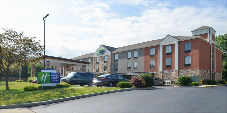 Huber Heights Ohio Map Holiday Inn Express Suites Dayton Huber Heights Hotel by Ihg