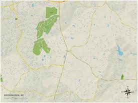 Huntersville north Carolina Map Affordable Maps Of north Carolina Photos for Sale at Allposters Com