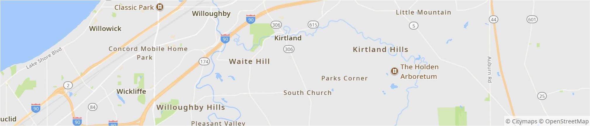 Map Of Eastlake Ohio Kirtland 2019 Best Of Kirtland Oh tourism Tripadvisor