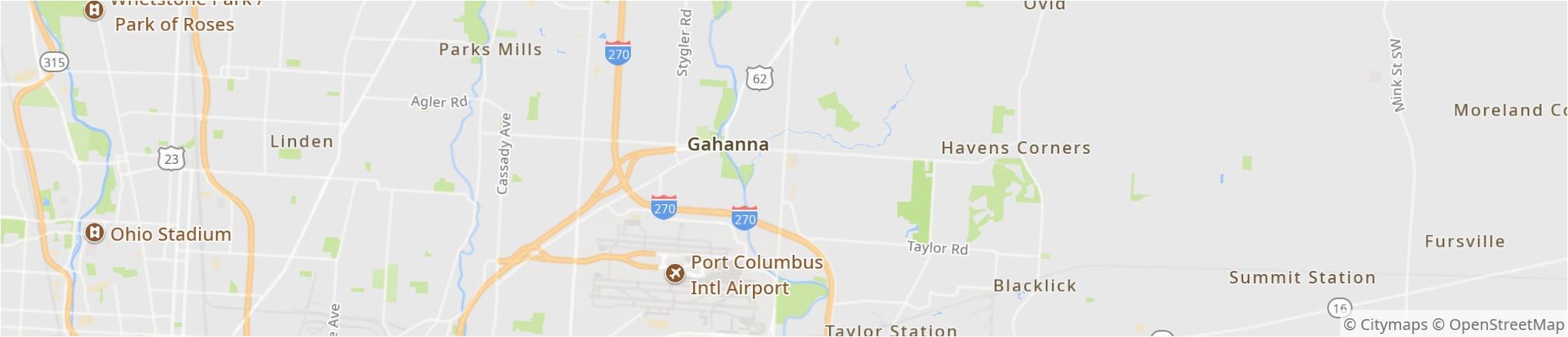 Map Of Gahanna Ohio Gahanna 2019 Best Of Gahanna Oh tourism Tripadvisor