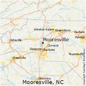 Map Of Mooresville north Carolina Best Places to Live Compare Cost Of Living Crime Cities Schools