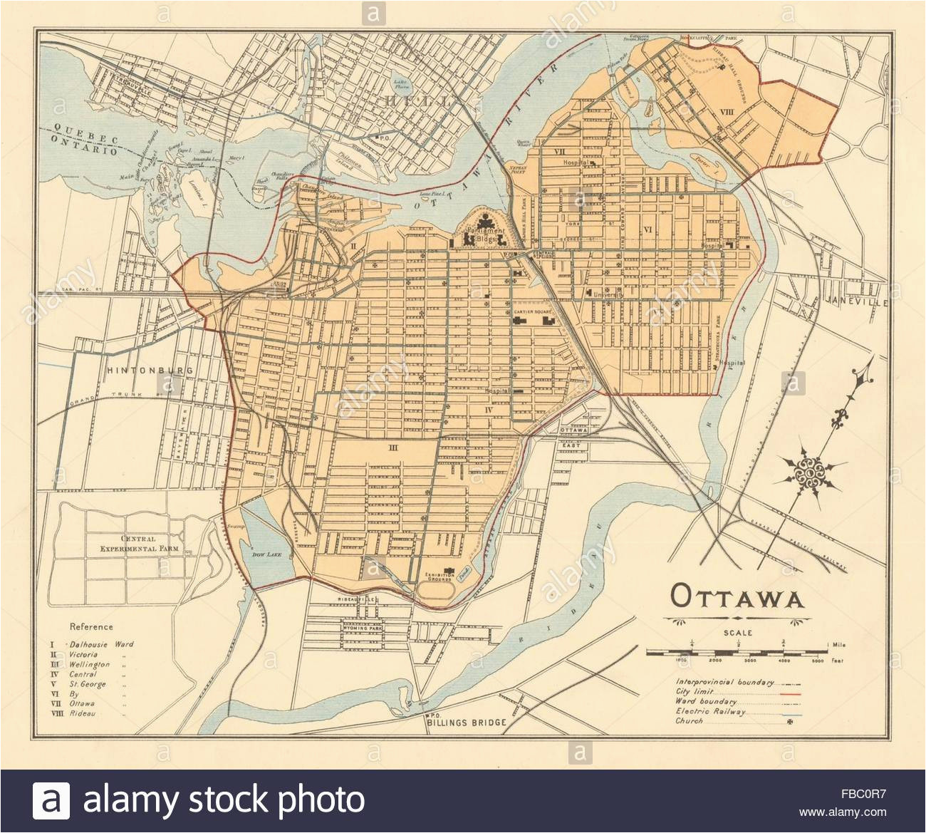 Map Of Ottawa County Ohio Map Ottawa Stockfotos Map Ottawa Bilder Alamy