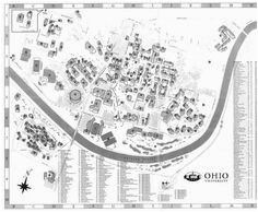 Map Of the Ohio State University 60 Best Aerial Views and Maps Of the Ohio Campus Images Aerial