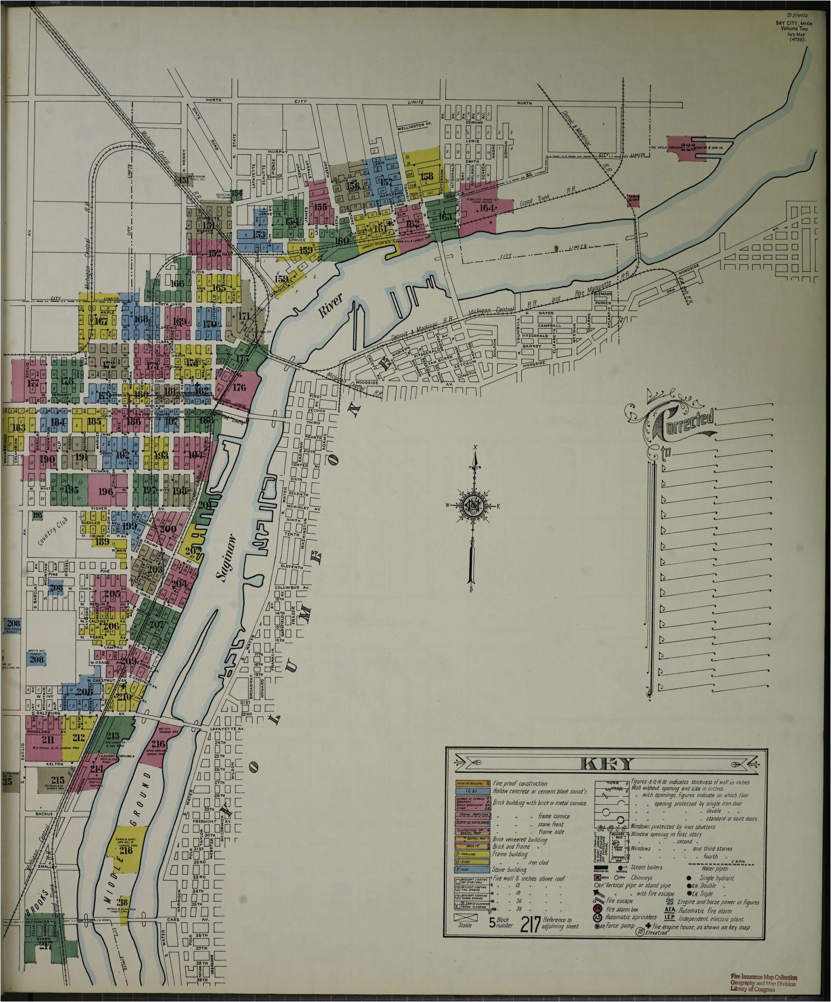 Michigan County Plat Maps Schoolcraft County Michigan Plat Map Luxury Map Michigan Ny County Map