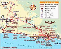 Montecito California Map 382 Best Santa Barbara California Images Santa Barbara California