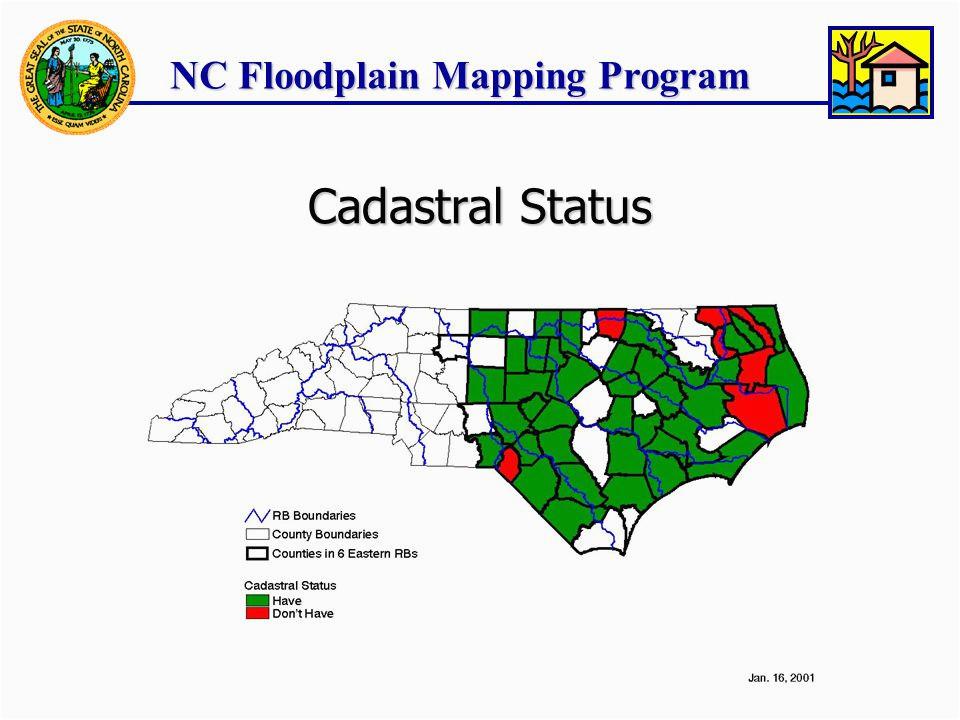 North Carolina Floodplain Mapping Program Nc Floodplain Mapping Program Highlights Preliminary Observations