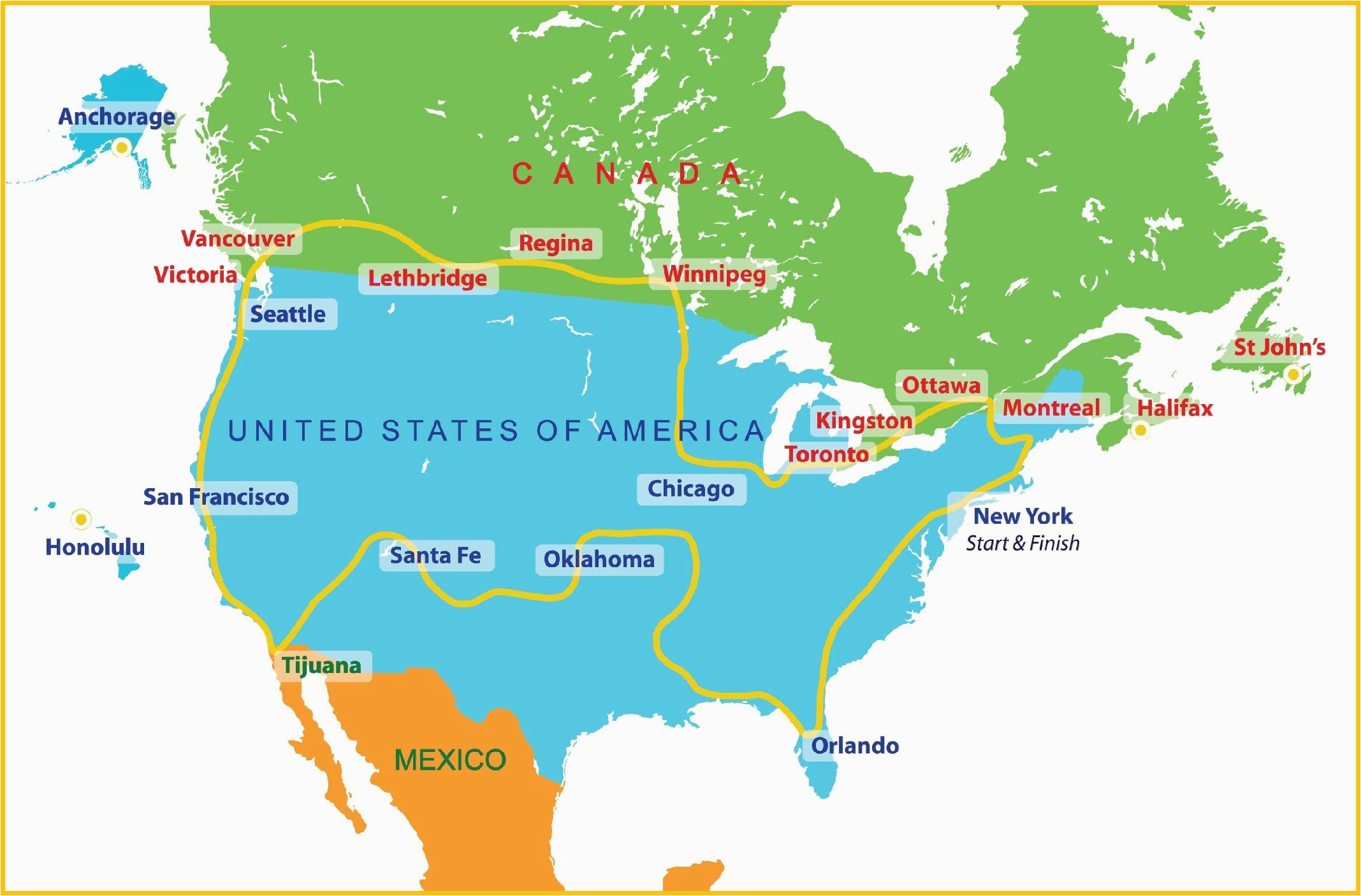 Ohio Map by City Us and Canada City Map Refrence Canada Map with Cities tourist