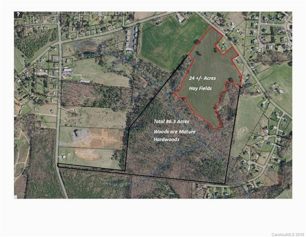 Shelby north Carolina Map 1918 B Flint Hill Church Rd Shelby Nc 28152 Land for Sale and