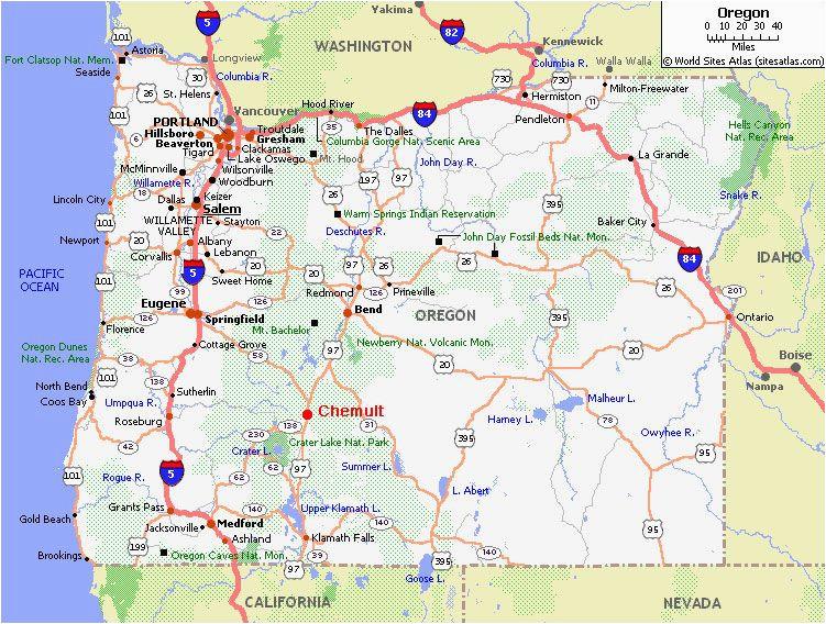Map Grants Pass oregon Dawson House Lodge Chemult oregon Travel Pinterest oregon