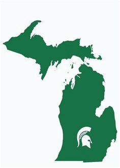 Map Of Michigan State University 138 Best Everything Spartan Images Michigan State University Msu
