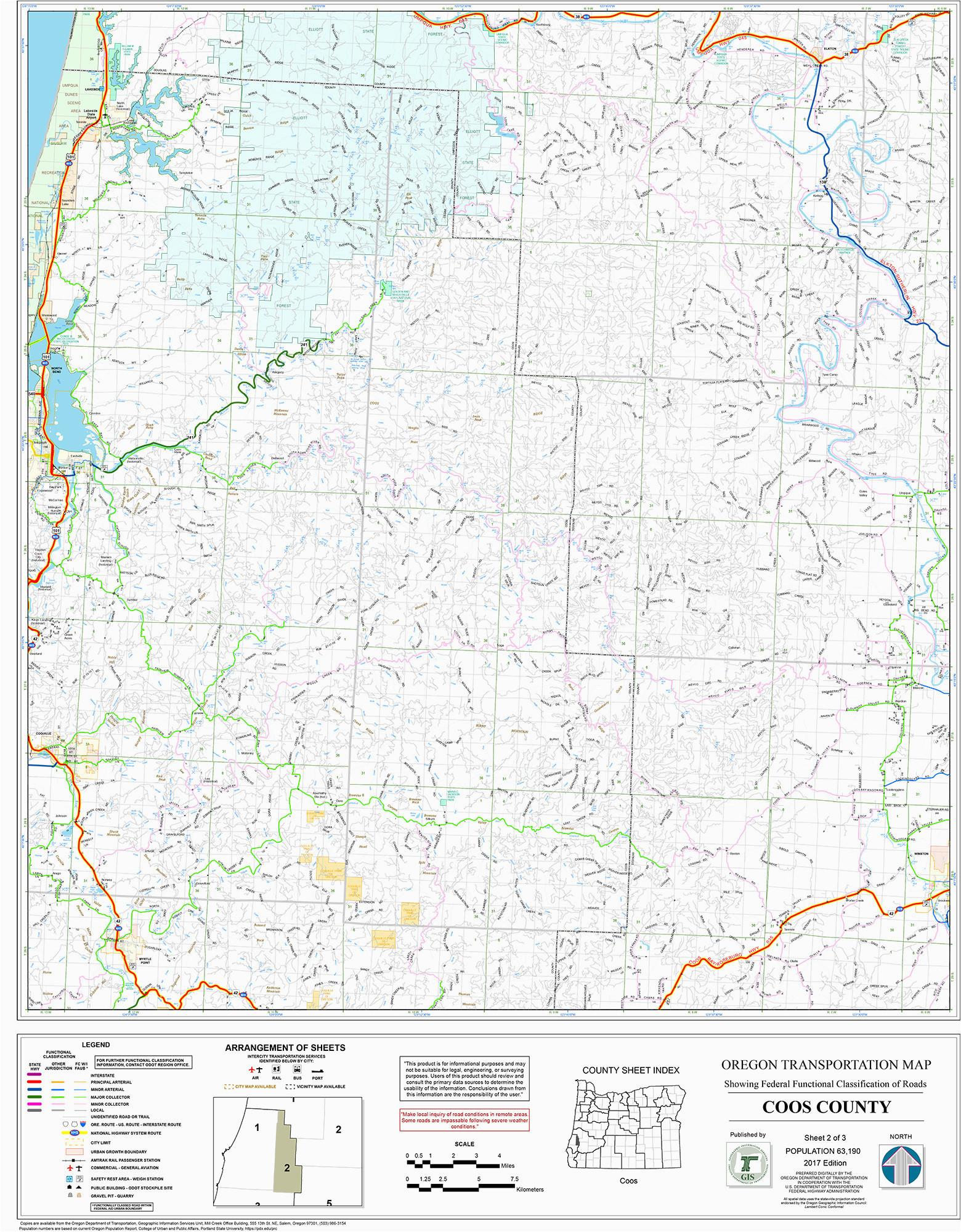 Oregon topographical Map Fresh oregon topographic Map Bressiemusic