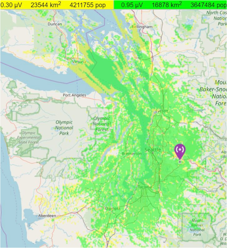 Shaniko oregon Map Pnw Pacific northwest Dmr Repeater Listing Page