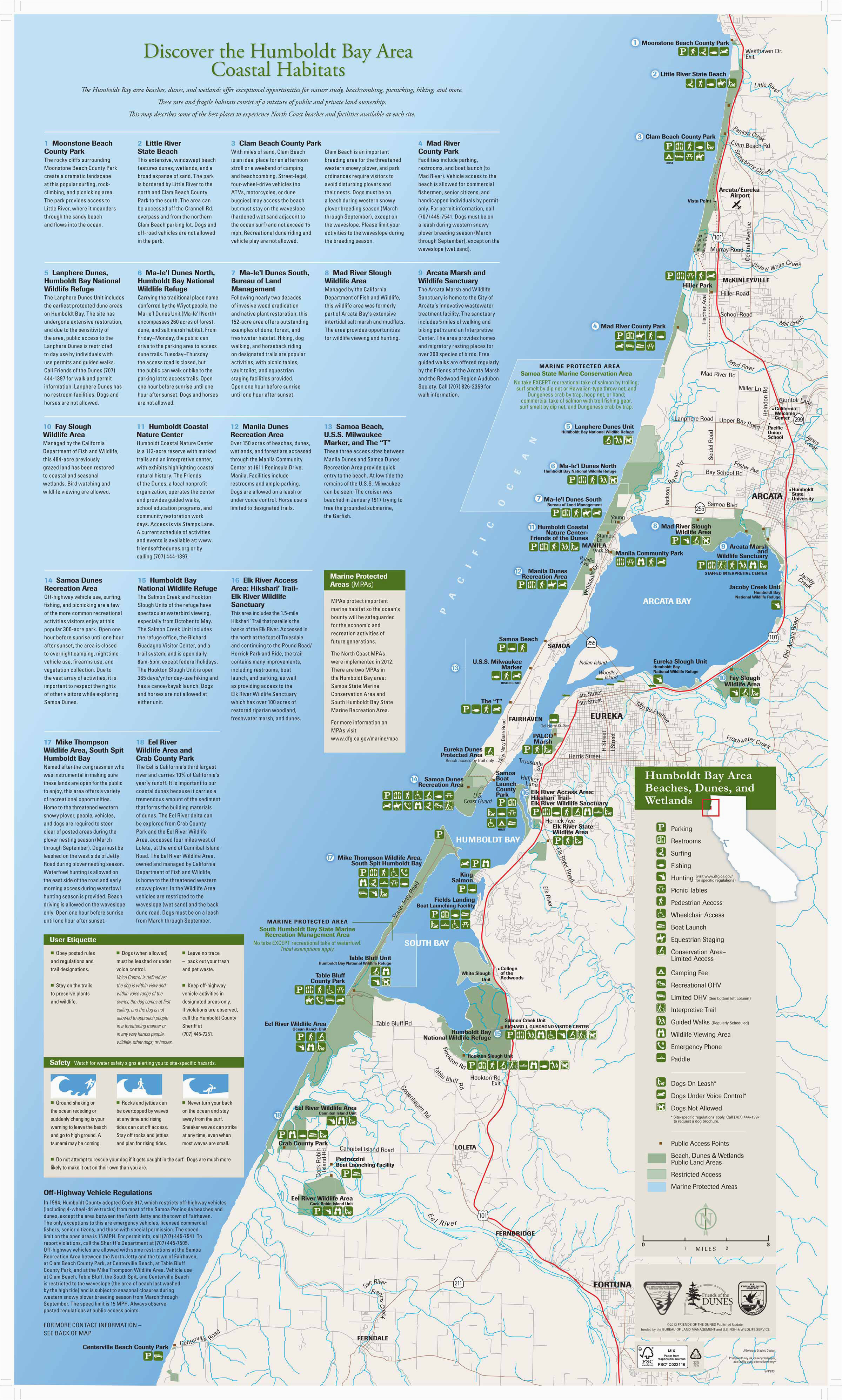 Southern oregon University Map Pacific Crest Trail Map northern California Printable Map north