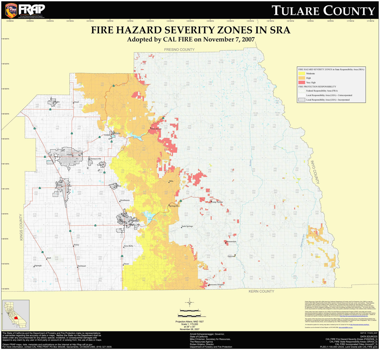 Where is Wapakoneta Ohio On the Map Map Of Tulare County California Secretmuseum