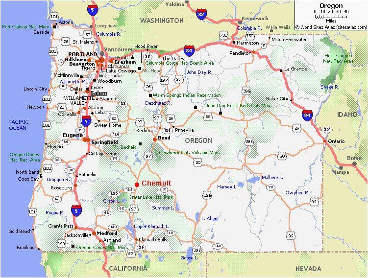 Ashland oregon Map Map Of ashland oregon Secretmuseum