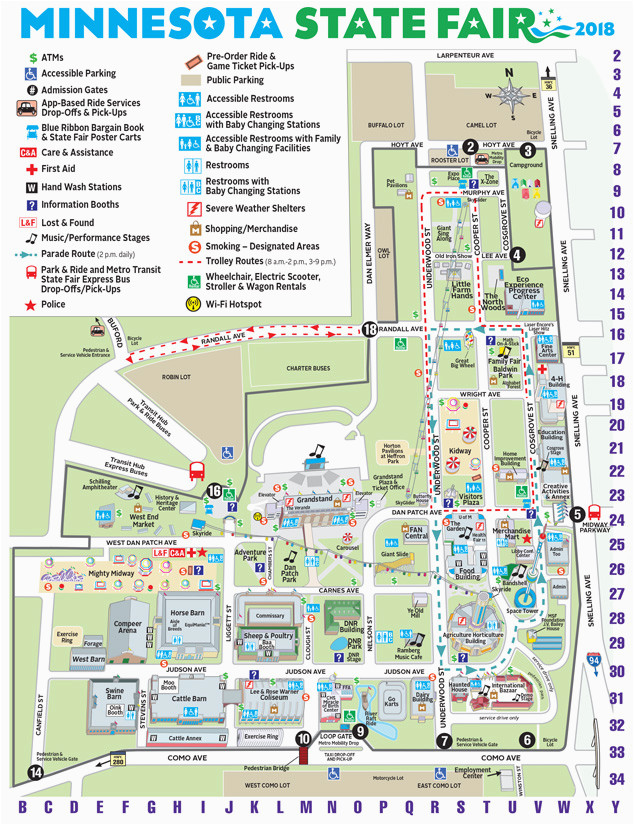 Forest Lake Minnesota Map Maps Minnesota State Fair