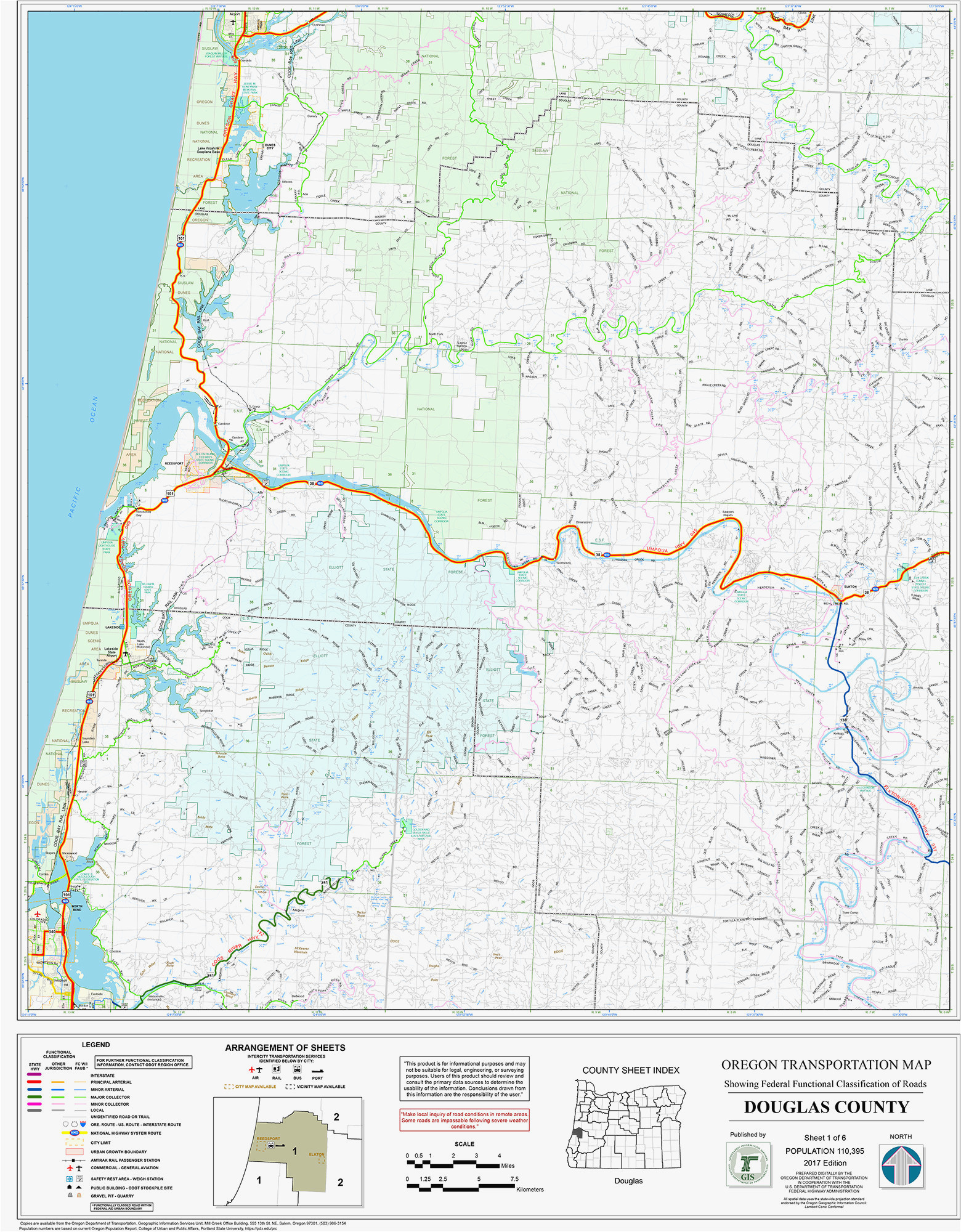 Map Brookings oregon Myrtle Creek oregon Map Map Of Josephine County oregon Secretmuseum