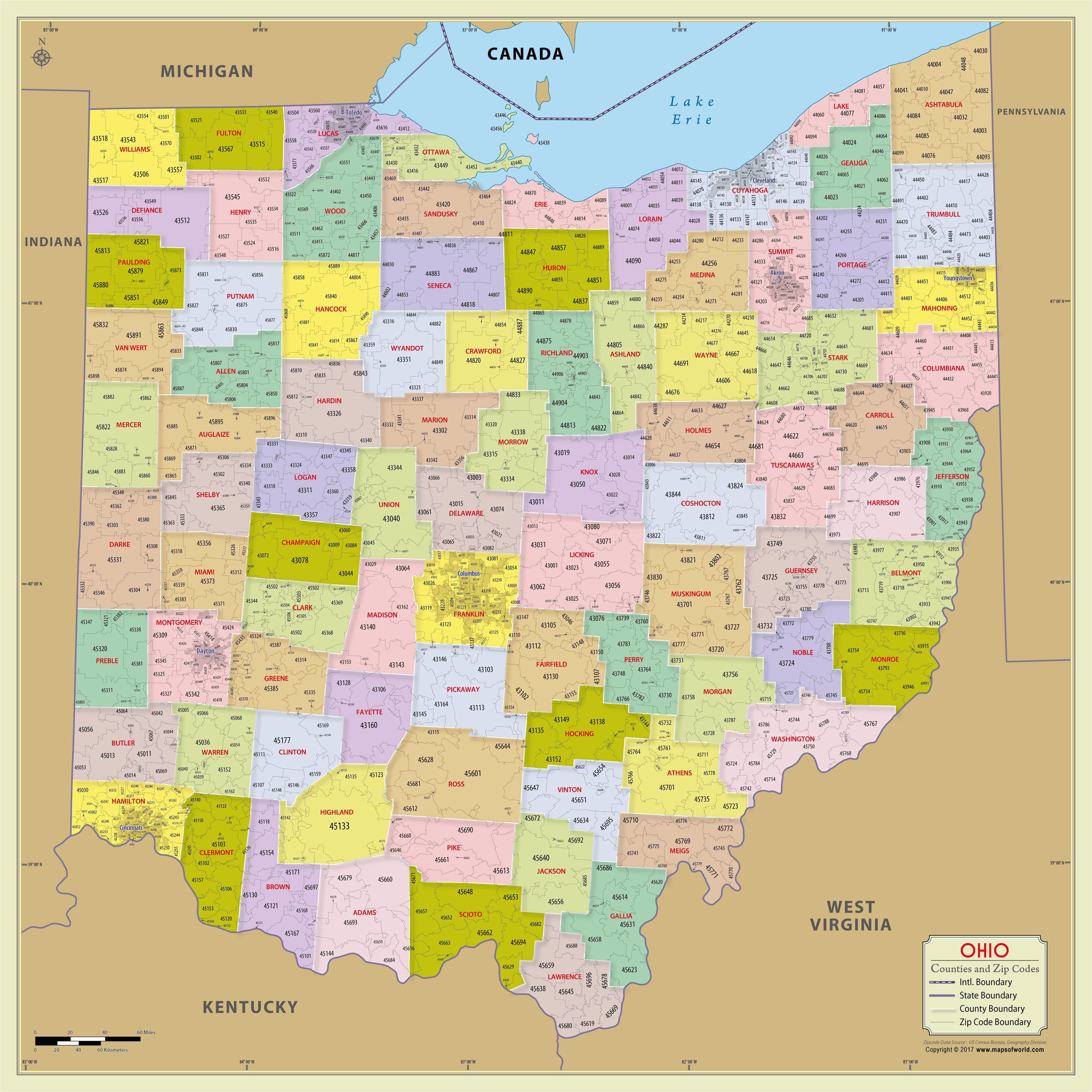 Map Of northwest Ohio Cities northwest Ohio County Map Secretmuseum