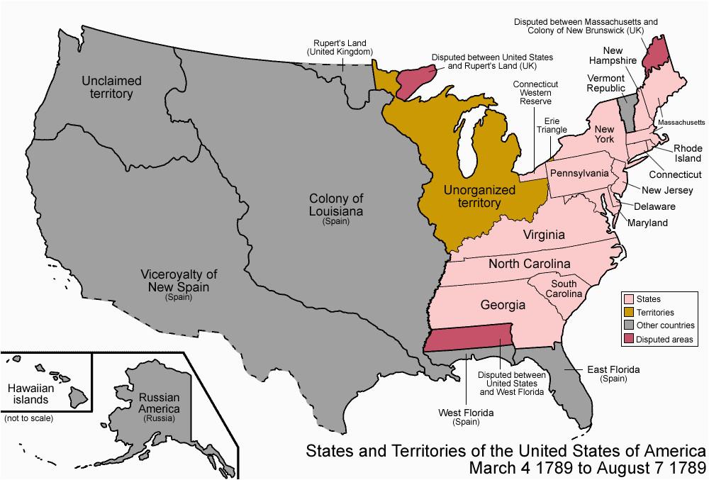 Map Of the oregon Territory Outline Of oregon Territorial Evolution Wikipedia