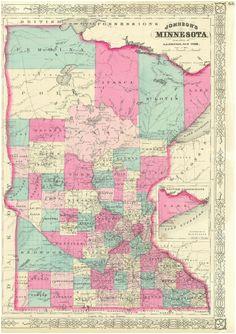 Minnesota town Map 19 Best Minnesota Images Minnesota Vintage Cards Vintage Maps