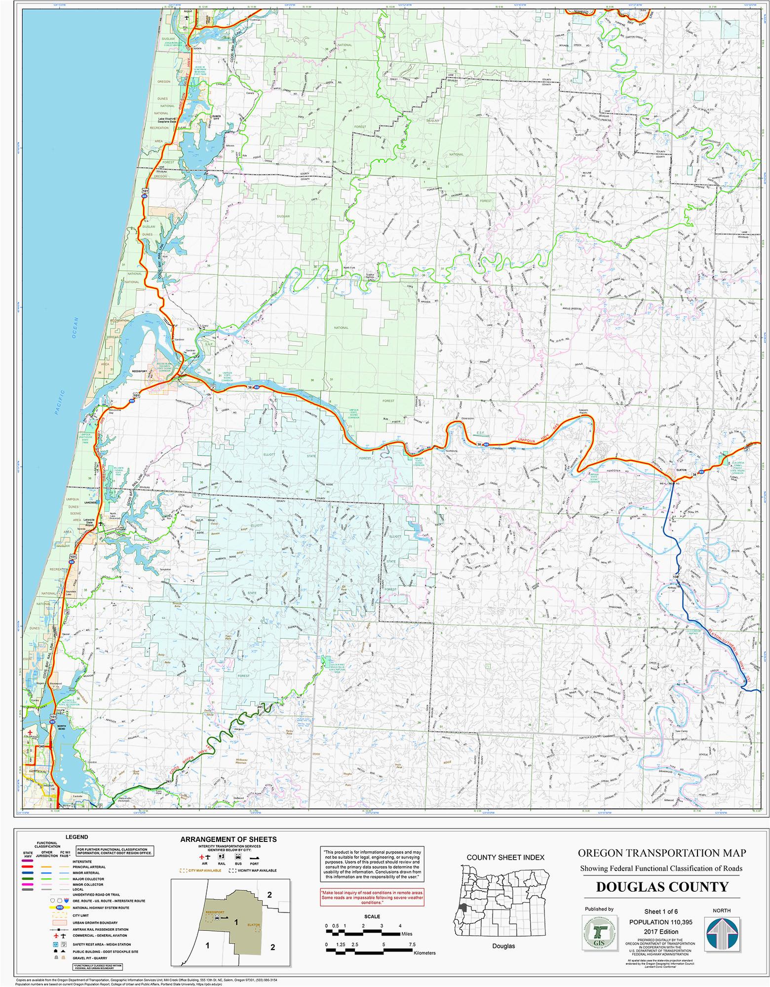 Oregon State County Map Map Of Josephine County oregon Secretmuseum