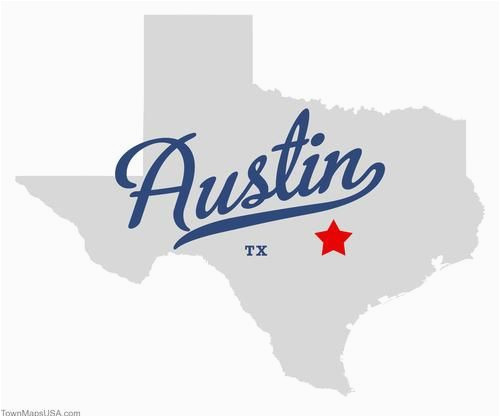 Bernie Texas Map Austin and the Surrounding areas are the Nicest and Prettiest Parts