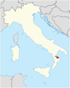 Crotone Italy Map Erzbistum Rossano Cariati Wikipedia