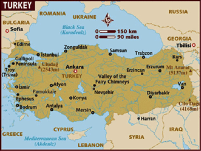 Greece to Italy Ferry Route Map Map Of Turkey and Greece Inspirational Map Turkey and Greece State