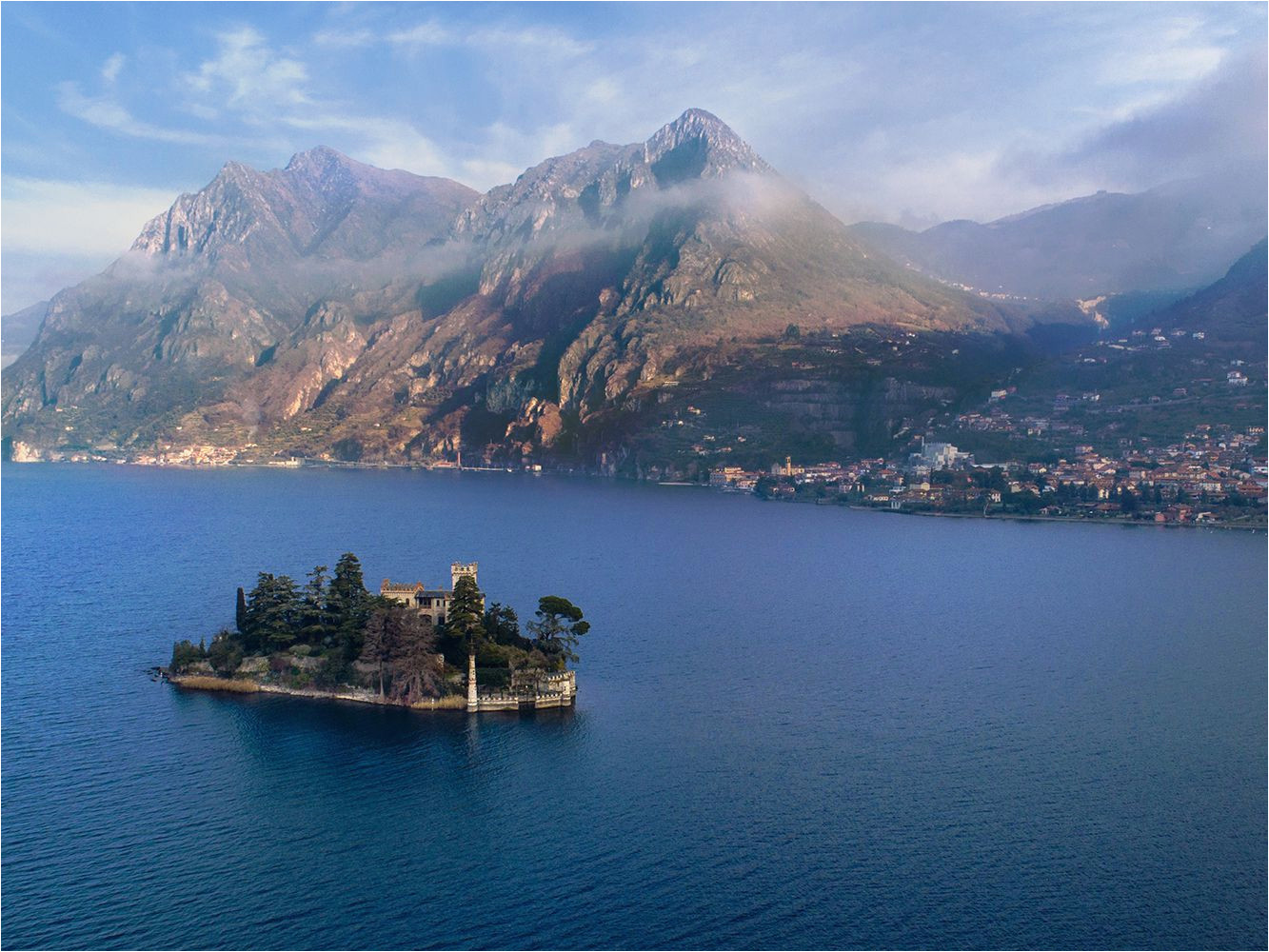 Lake District Italy Map Italy S Lake Region