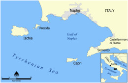 Map ischia Italy ischia Wikipedia