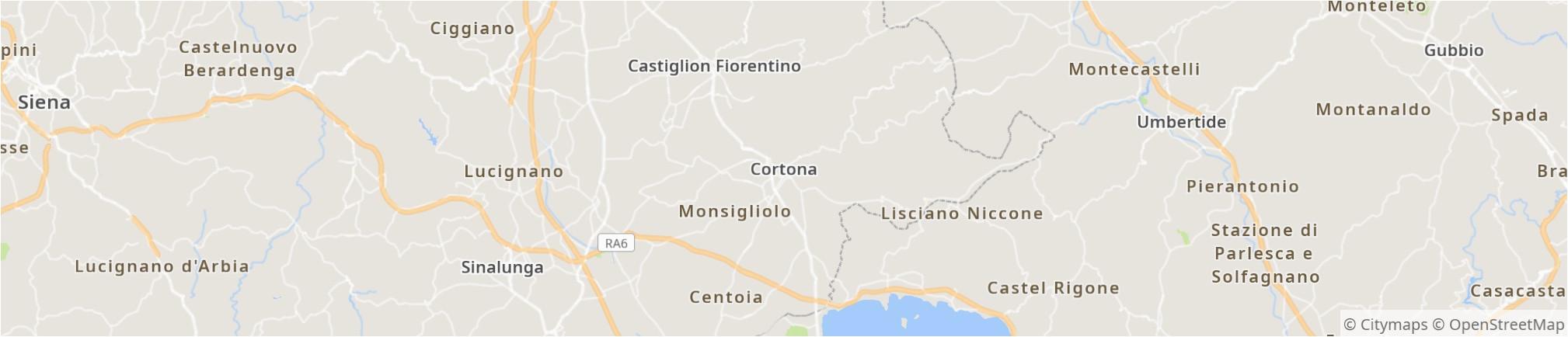 Map Of Cortona Italy Unique Cortona Italy Map Bressiemusic