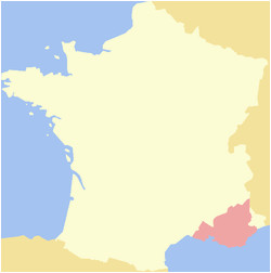 Map Of France and Italy Border Provence Wikipedia